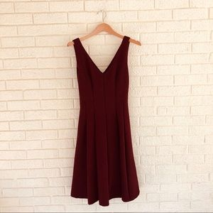 Nanette Lepore fit and flare Dress
